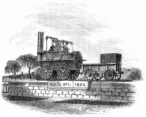 Locomotion No 1