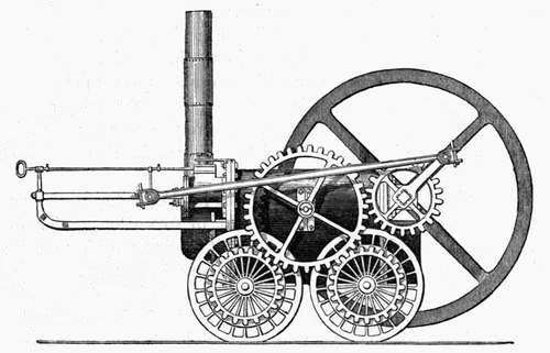 Tram Engine
